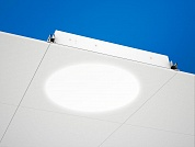 Панель с плафоном Dot Ds Panel LED 600 x 600 мм арт.35470300